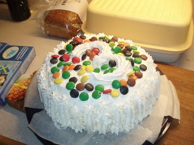 tårtan ...