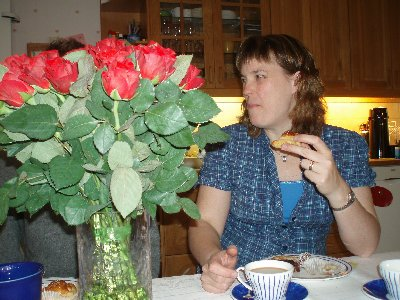 Karin fyller 40 år ...