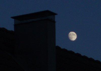 månen ...